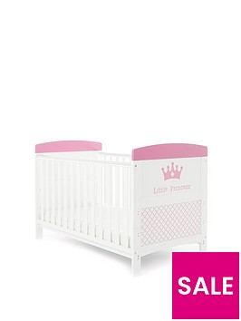 obaby-grace-inspire-cot-bed-little-princess