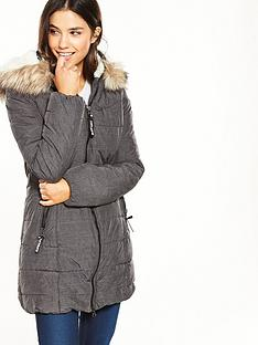 superdry-bigfoot-coat-black-marl