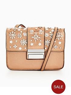 miss-selfridge-table-metallic-embellished-bag