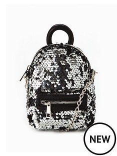 v-by-very-micro-mini-crossbody-sequin-backpack-silver