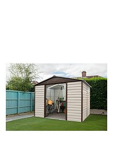 yardmaster-94-x-74-ft-shiplap-metal-shed