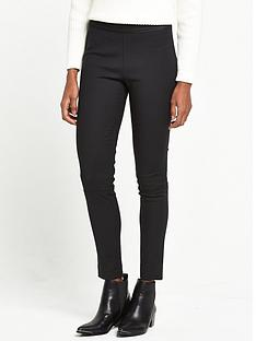french-connection-glass-stretch-jodphurnbsp--black