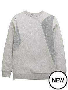 v-by-very-boys-grey-marl-panel-and-velour-sweat-top