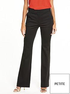 v-by-very-petite-ponte-bootcut-trouser