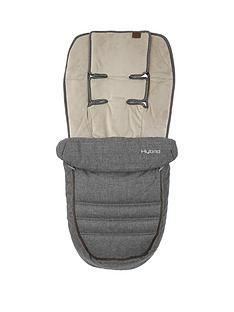 hybrid-footmuff