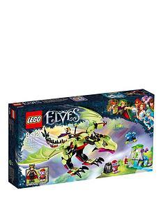 lego-elves-the-goblin-kings-evil-dragon-41183