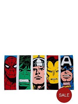 marvel-comics-strike-towel