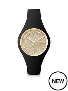 ice-watch-ice-glitter-analogue-blackgold-giltter-silicone-watch