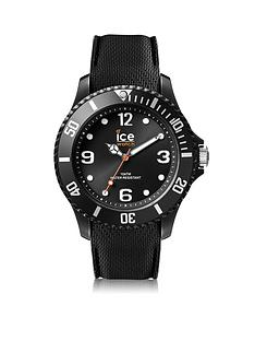 ice-watch-ice-sixty-nine-black-woven-effect-silcone-strap-watch