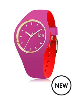 ice-watch-ice-loulou-analogue-cosmopolitanred-silicone-watch