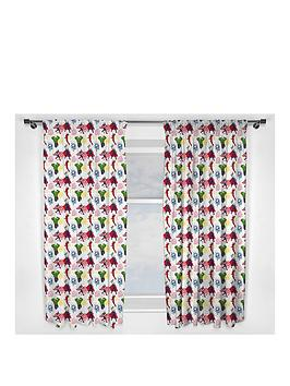 Marvel Avengers Mission Curtains