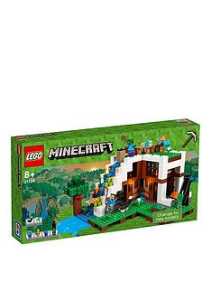 lego-minecraft-the-waterfall-base