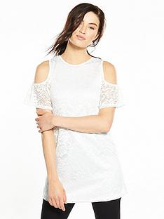 v-by-very-lace-cold-shoulder-tunic-dress