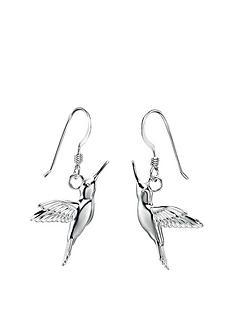 love-silver-sterling-silver-hummingbird-drop-earring