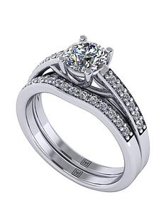 moissanite-moissanite-premier-collection-platinum-1ct-total-round-brilliant-centre-moissanite-bridal-set