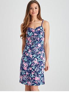 joe-browns-funky-floral-ruched-dress