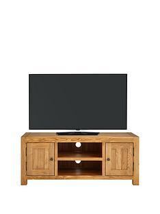 entertainment center for 50 inch tv. Luxe Collection - Grantham 100% Solid Oak Ready Assembled TV Unit Fits Up To 50 Inch Entertainment Center For Tv