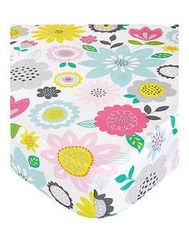 catherine-lansfield-floral-patchwork-fitted-bed-sheet-twin-pack