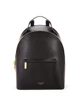 ted baker mini grain leather backpack. Black Bedroom Furniture Sets. Home Design Ideas