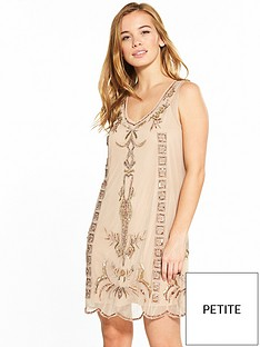 v-by-very-petite-scallop-hem-embellished-mesh-dress