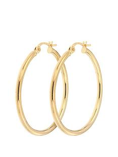 love-gold-bracci-9ct-yellow-gold-28mm-hoop-creole-earrings