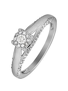 love-diamond-9ct-white-gold-33-point-diamond-halo-engagement-ring