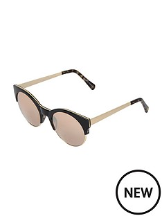 river-island-gold-lens-sunglasses