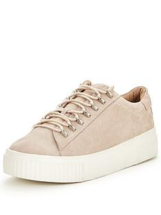 kendall-kylie-kendall-kylie-reese-lace-up-suede-plimsoll
