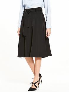 selected-femme-abelanbspdraped-midi-skirt