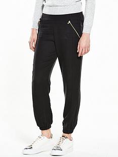 river-island-zip-detail-trouser