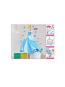 walltastic-disney-princess-large-character-wall-sticker-cinderella