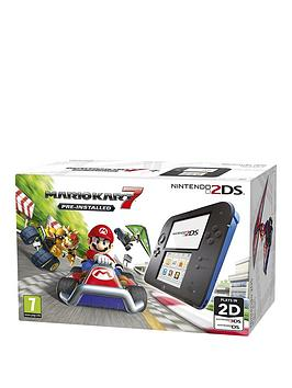 nintendo-2ds-console-with-mario-kart-7--nbspblack-and-bluenbsp