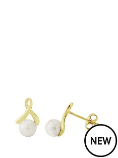 love-pearl-9ct-gold-pearl-stud-earrings