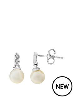 love-pearl-9ct-white-gold-cubic-zirconia-pearl-drop-earrings