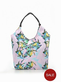 v-by-very-leaf-printed-slouch-beach-bag