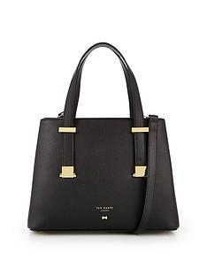 ted-baker-ted-baker-double-pocket-small-handle-tote
