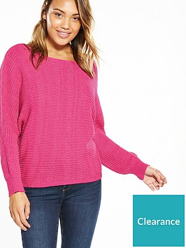v-by-very-batwing-tie-up-jumper