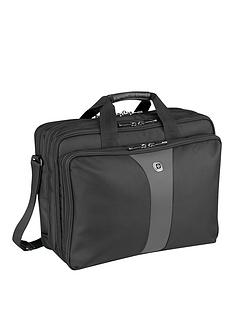 wenger-wenger-legacy-triple-pocket-laptop-case-grey