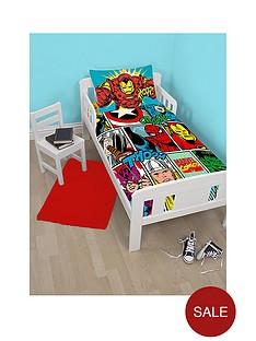marvel-marvel-comic-strike-toddler-duvet-cover-set