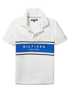 tommy-hilfiger-chest-logo-polo