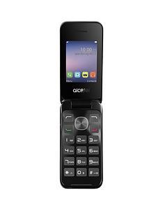 alcatel-alcatel-2051-flip-phone