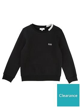 boss-boys-classic-sweatshirt