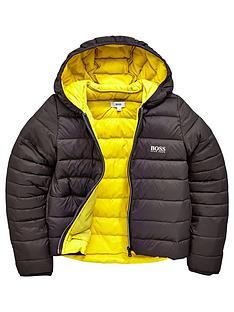 boss-contrast-puffer-jacket