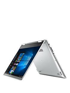 lenovo-yoganbsp710-14ikb-intelreg-coretrade-i7-8gb-ramnbsp256gb-ssd-14-inch-full-hd-touchscreen-2-in-1-laptop-aluminium-silver