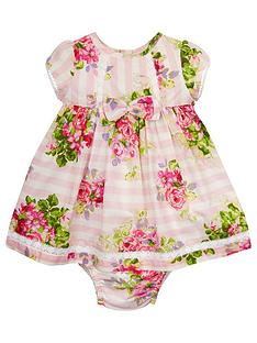 monsoon-newborn-rosie-cascade-woven-dress-and-knicker