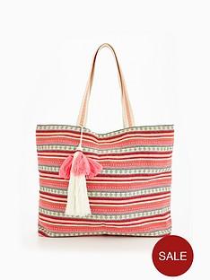 v-by-very-aztec-beach-bag