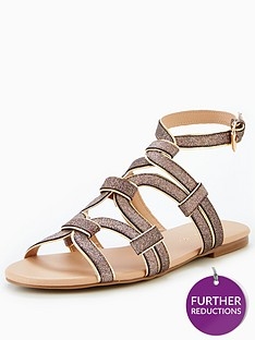 v-by-very-trina-caged-flat-sandal-pink-shimmer