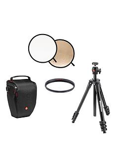 manfrotto-photography-essentials-bundle-inlcuding-tripod-for-all-cannon-dslr-camera039s