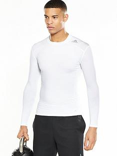 adidas-tech-fit-base-long-sleeve-t-shirt