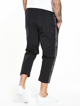brand new 63737 4548a adidas Originals Copenhagen Track Pants - Black